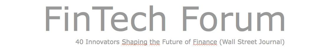 SLIDER FinTech Forum 2