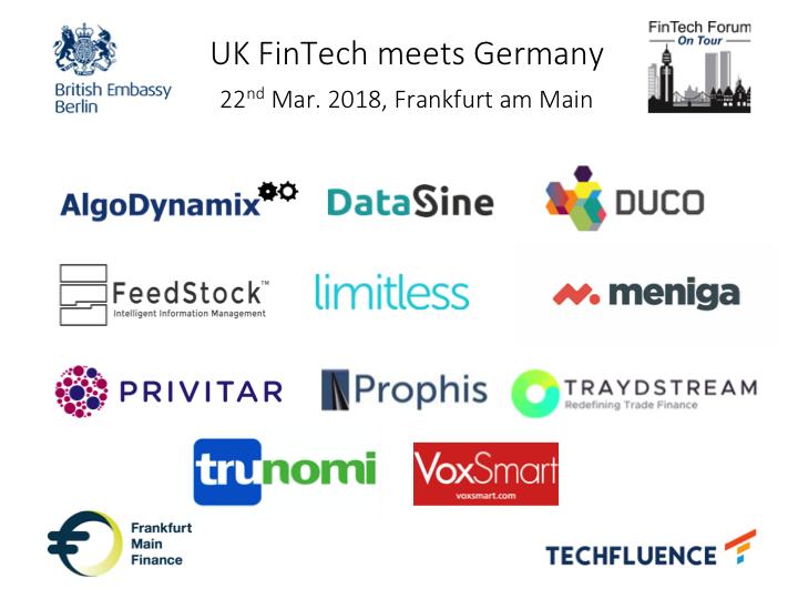 FinTech Forum On Tour | FinTech Forum